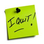 Sometimes winners DO quit